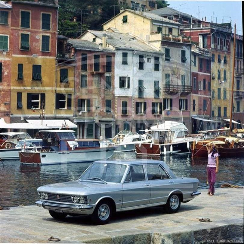Portofino 130 berlina