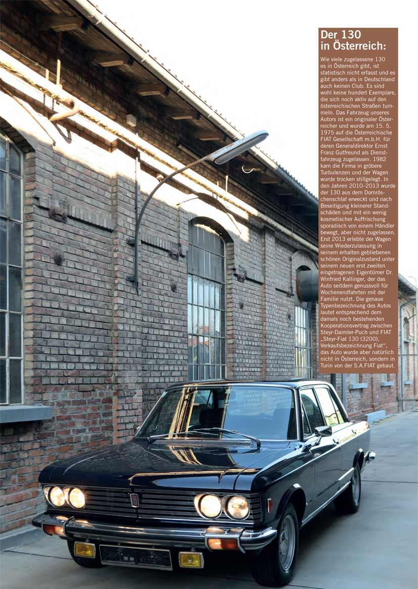 Austro Classic Fiat 130