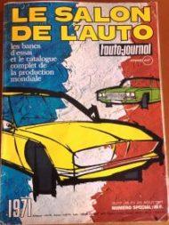 La salon de l'auto Fiat 130