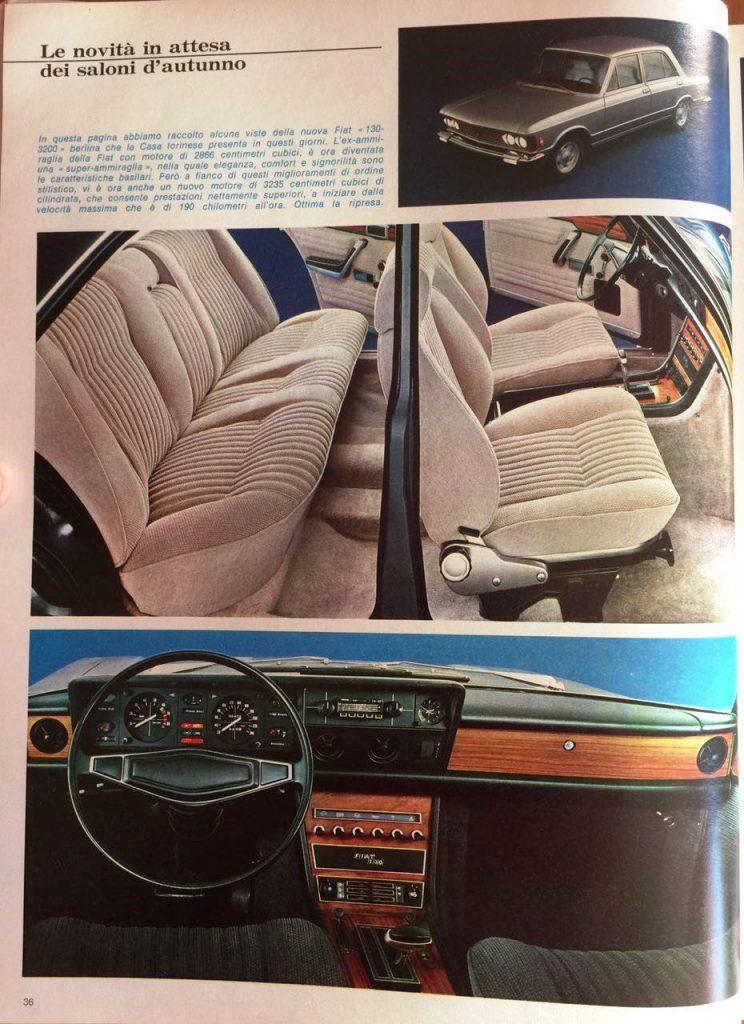 Autorama 1971 Fiat 130
