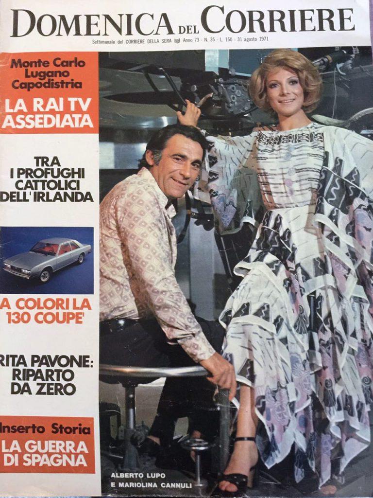 Domenica del Corriere 1971