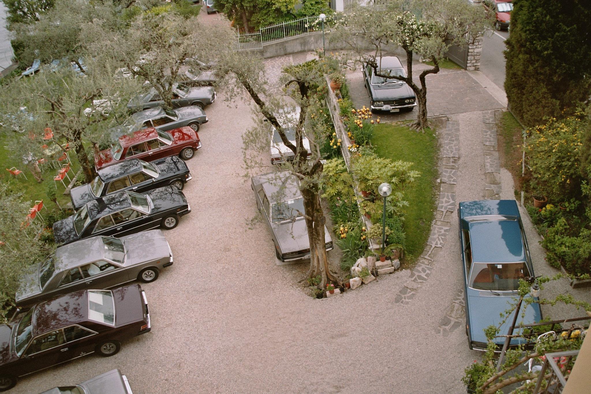 Fiat 130 meeting 2004