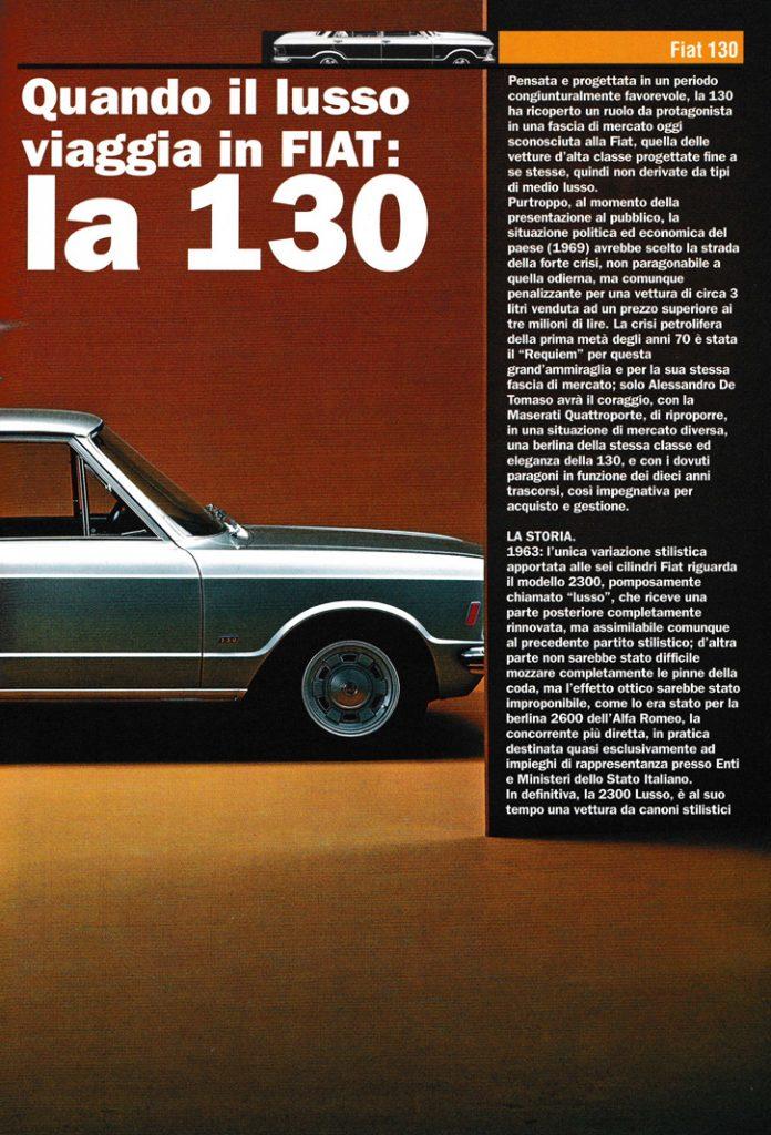Il Registro Fiat 130