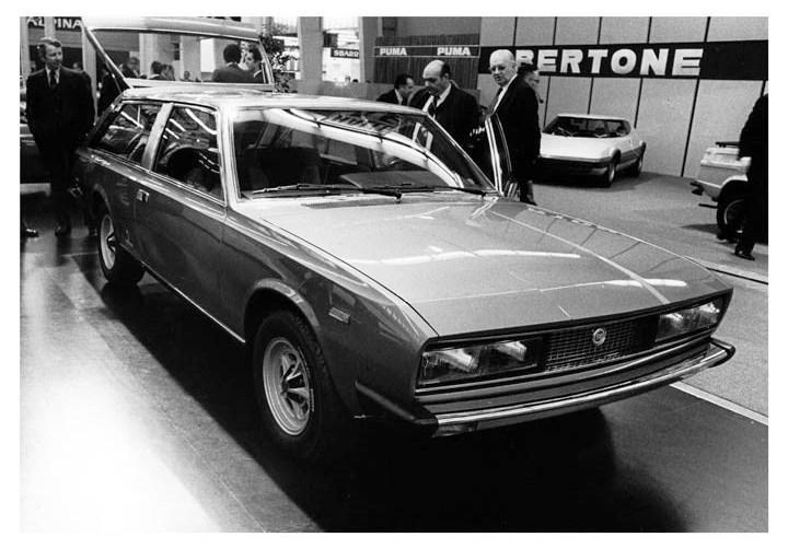 Fiat 130 Maremma 1973