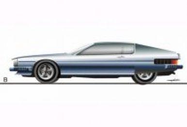 Car Design Archives Fiat 130 fastback