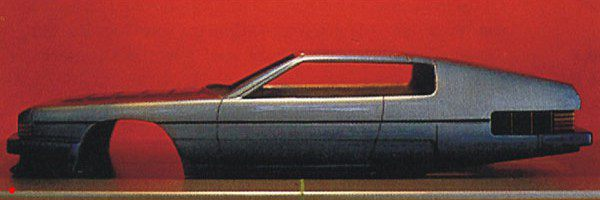 Car Design Archives Fiat 130 fastback