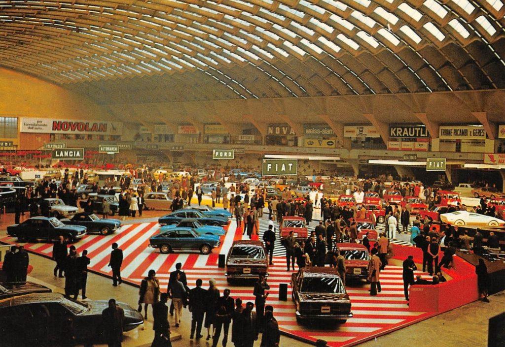 Motorshow Fiat 130