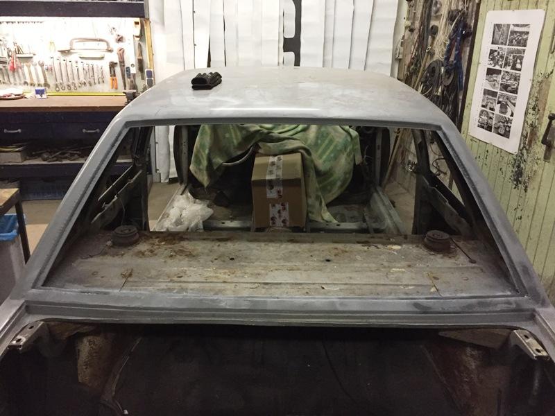 Fiat 130 Job Vreugdenhil