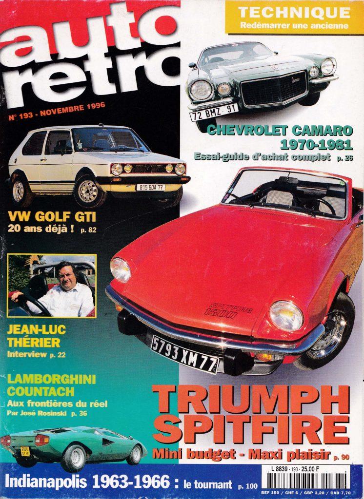 AutoRetro 1996