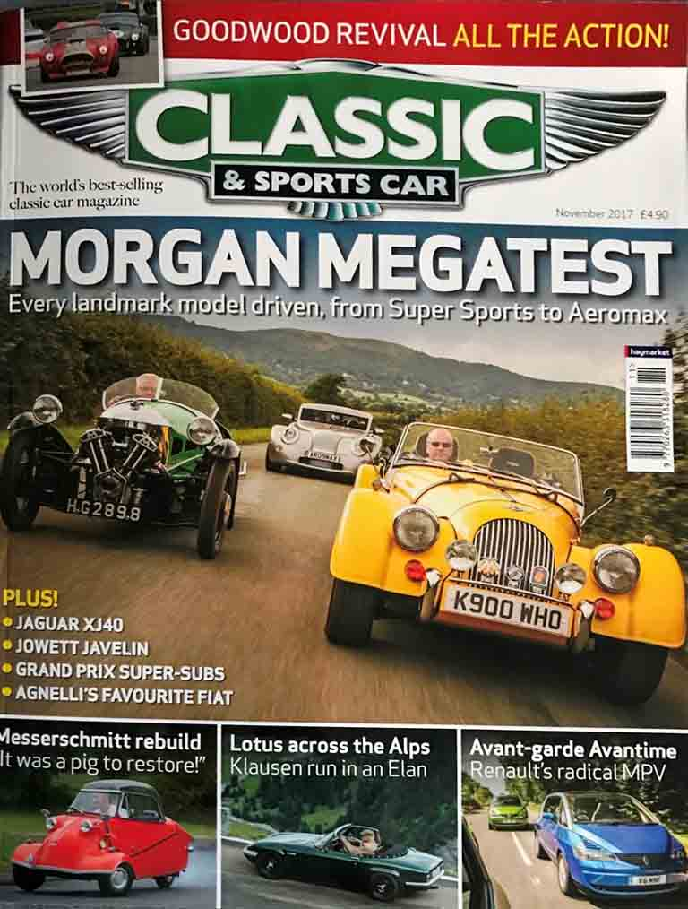 Classic & CarSport 2017