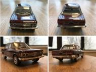 AutoRai in miniatuur Fiat 130