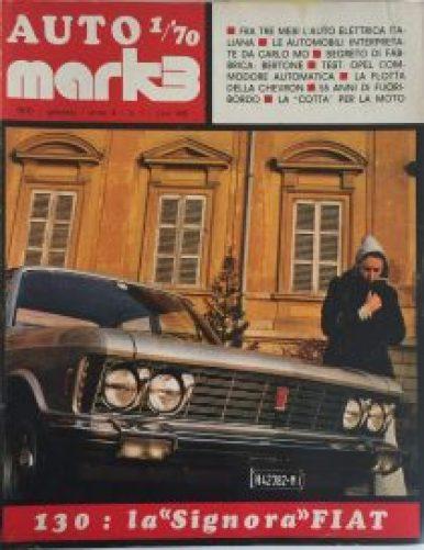 Auto Mark3 1970