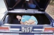 girl in the trunk