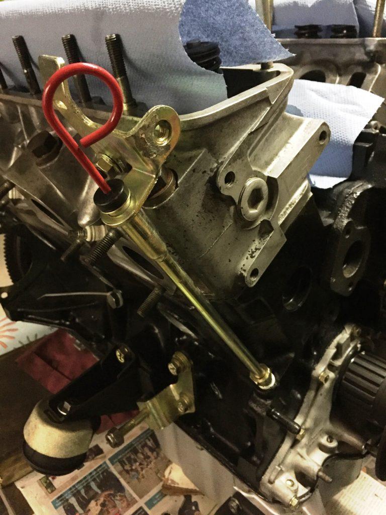restauratie Fiat 130