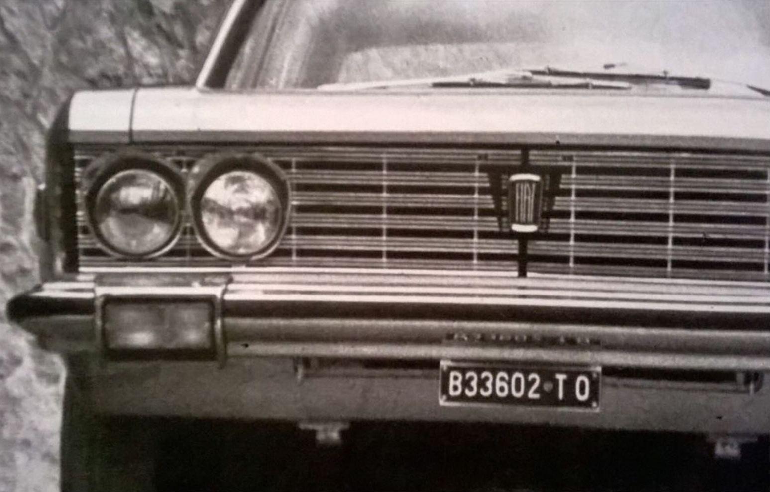 Vintage & Fiat 130