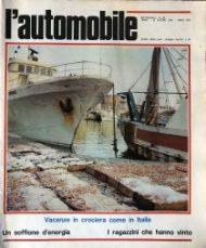 L'automobile (no 26 - 1974)