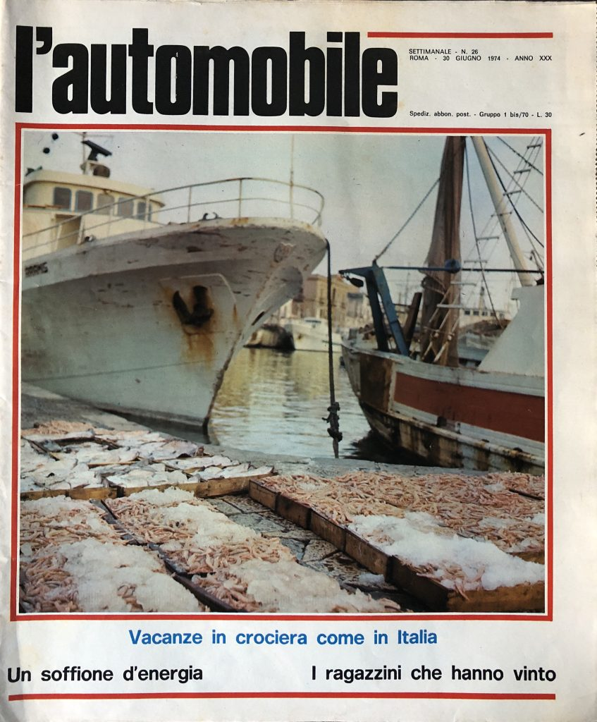L'automobile (no 26 - 1974)
