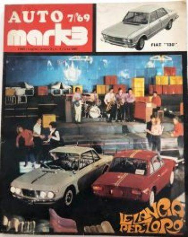 Auto mark3 (Fiat 130)