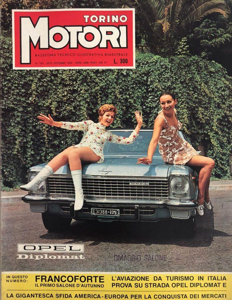 Motori Torino (n.103 - 1969)