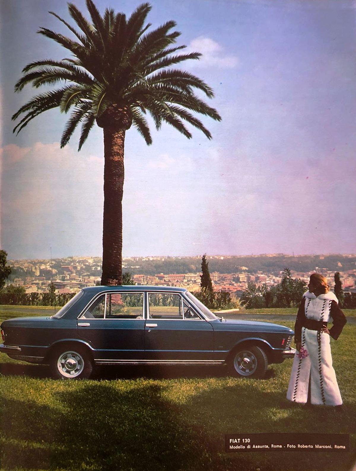 Tutto Motori Fiat 130