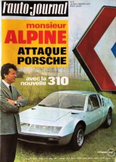 l auto journal 1971