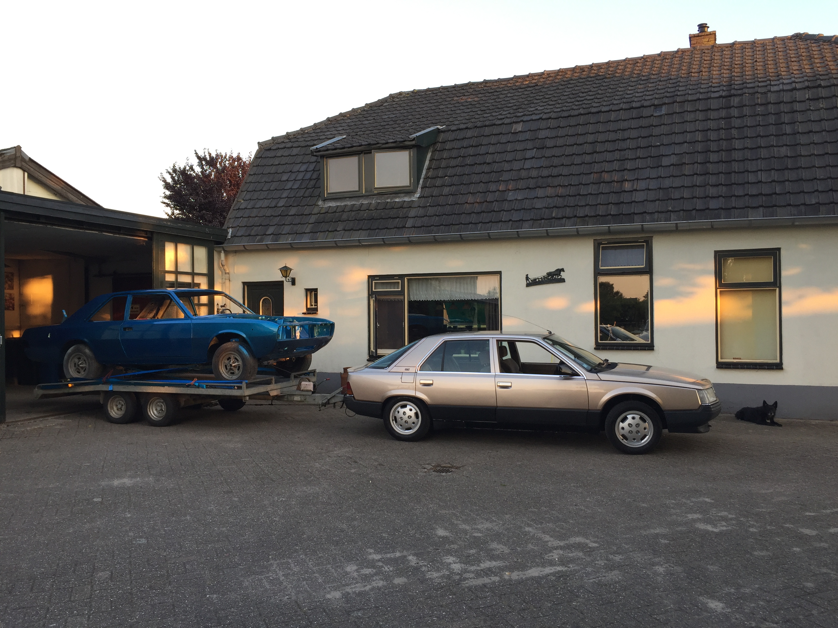Blog Fiat 130 restauratie