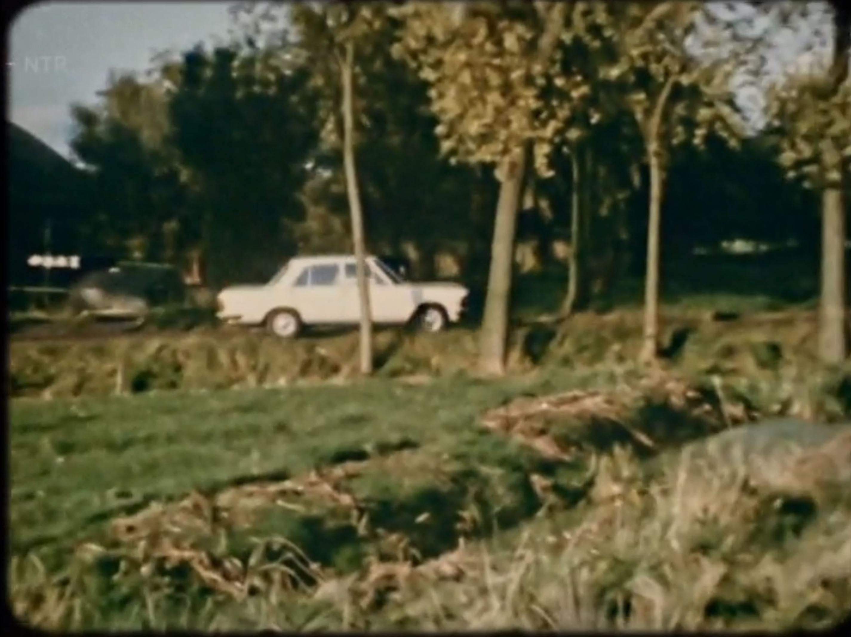Willem van Hanegem Fiat 130