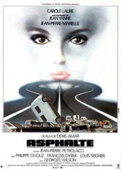 Asphalte movie from 1981