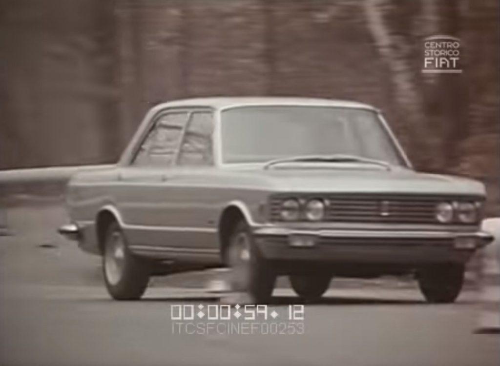 promotie Fiat 130 berlina