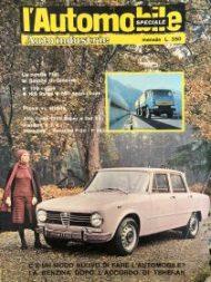 Automobile Fiat 130