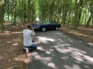 Classiccars fotoshoot Fiat 130