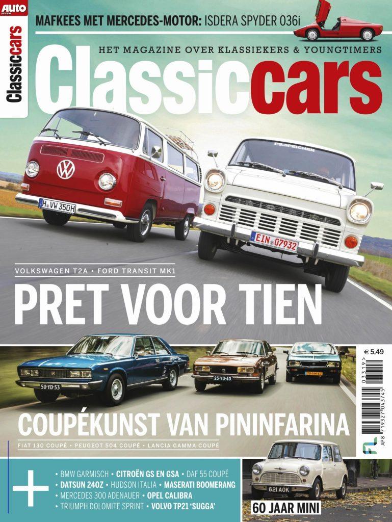 Classic Cars 33-2019 Fiat 130