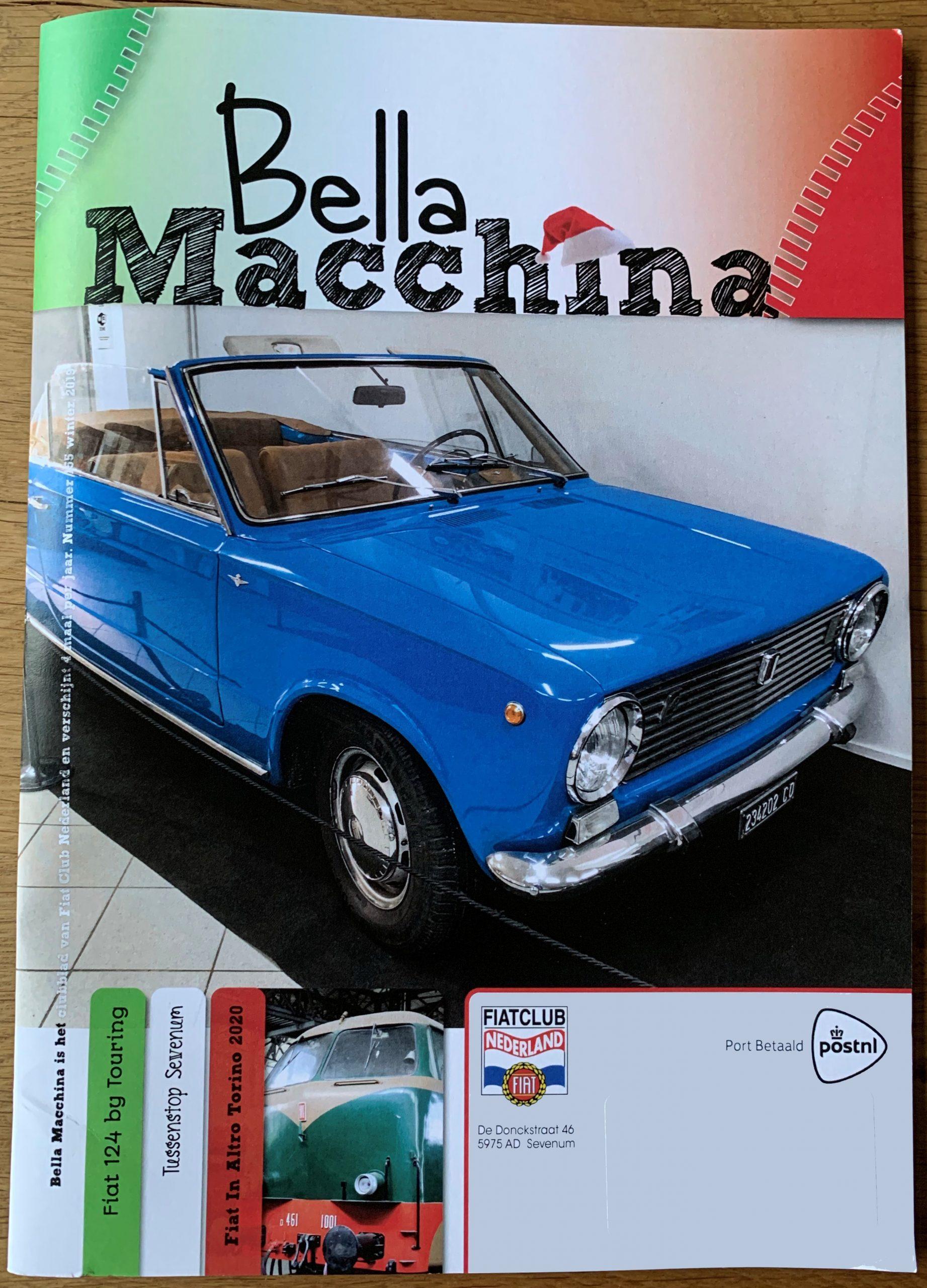 Bella Macchina Fiat 130