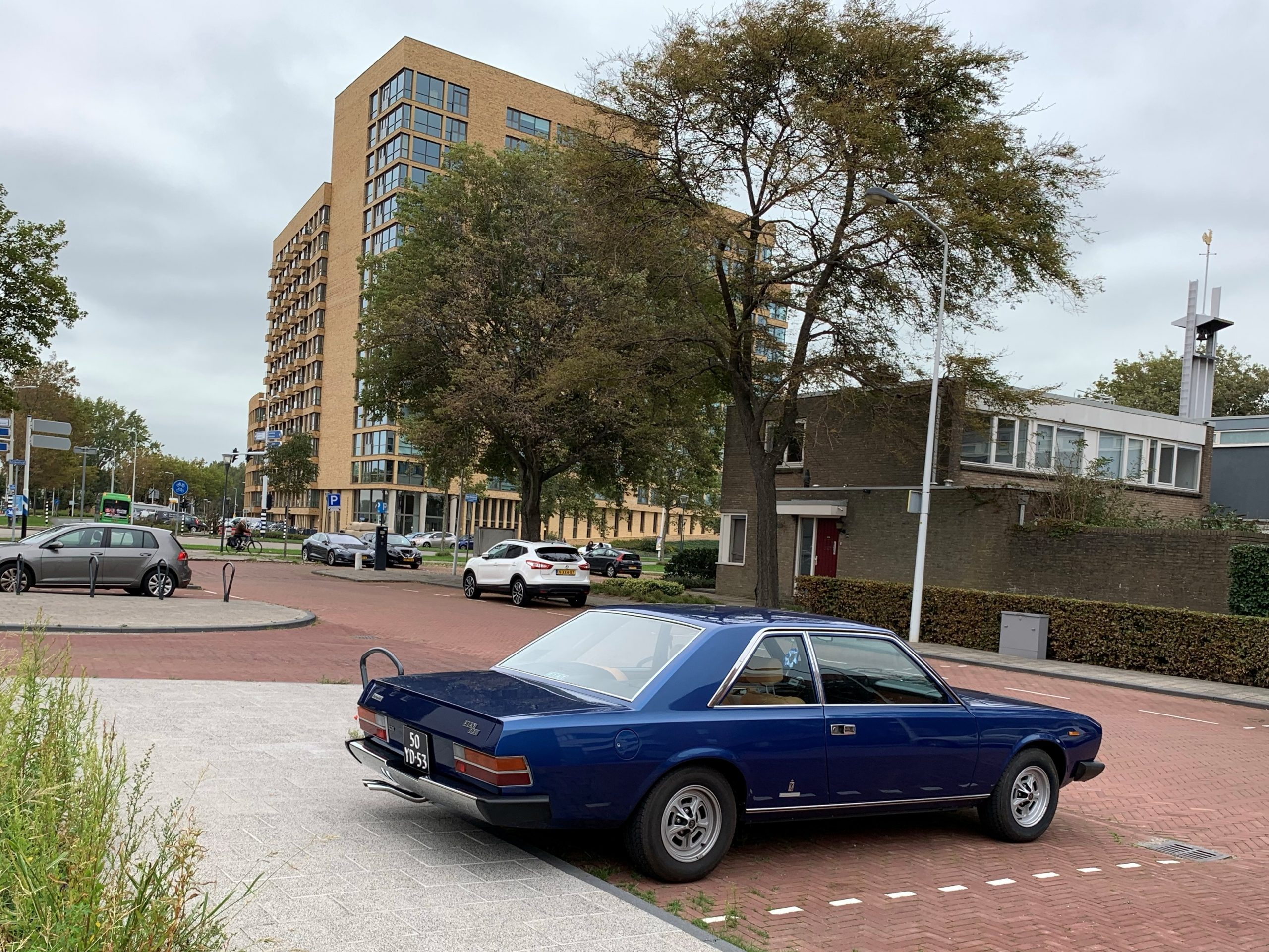 Fiat 130 Coupe 50-YD-53