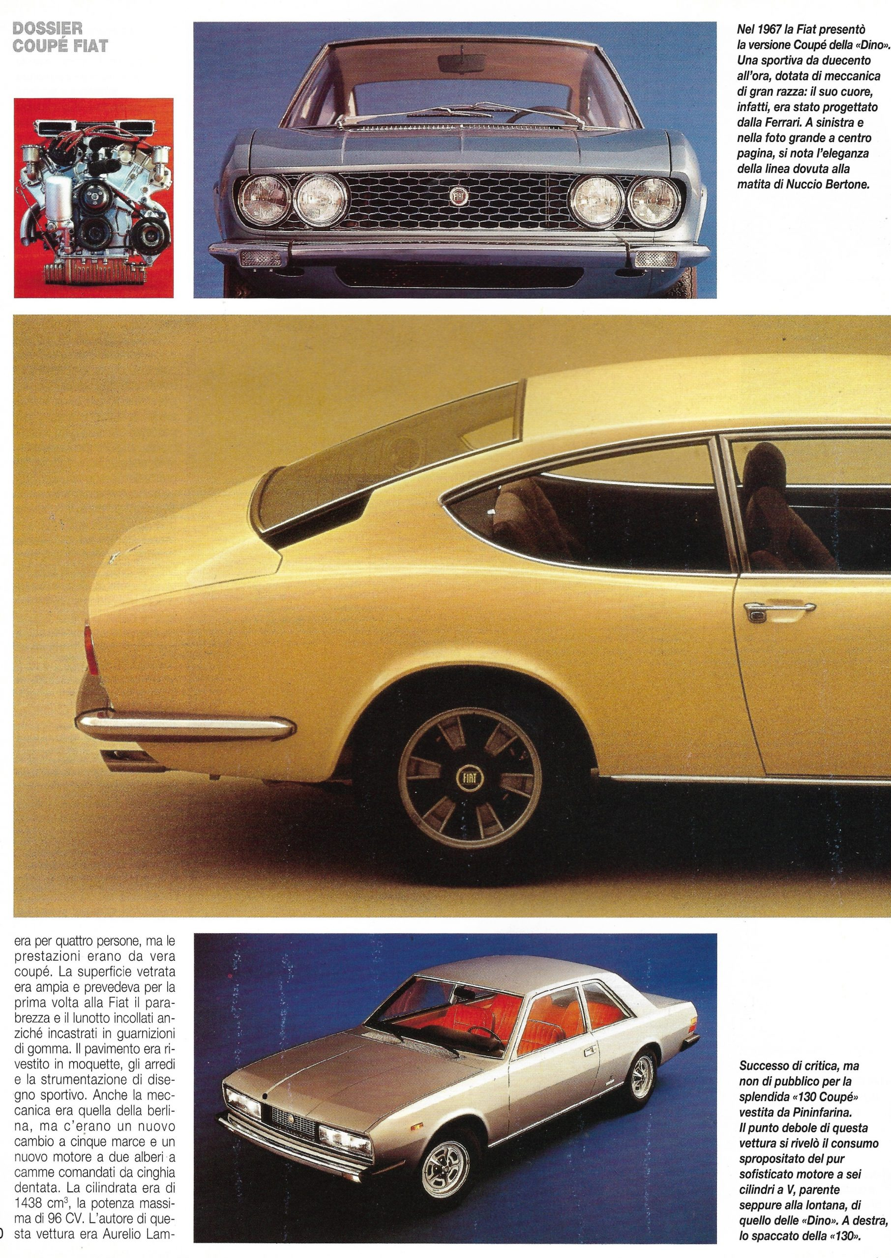 RuoteClassiche Fiat 130 1993