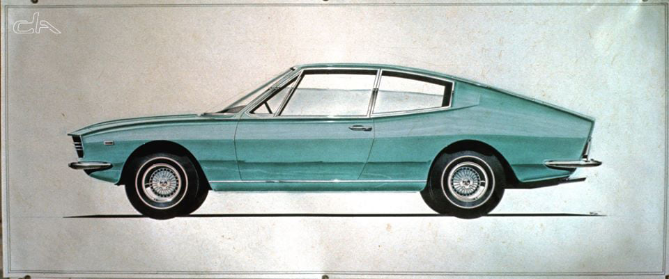 Car Design Archives Fiat 130