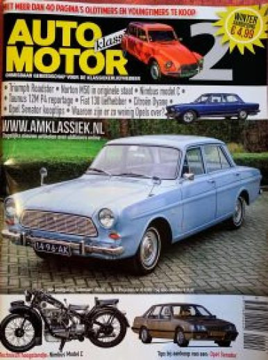 Auto Motor Klassiek (nr.02 – 2020)