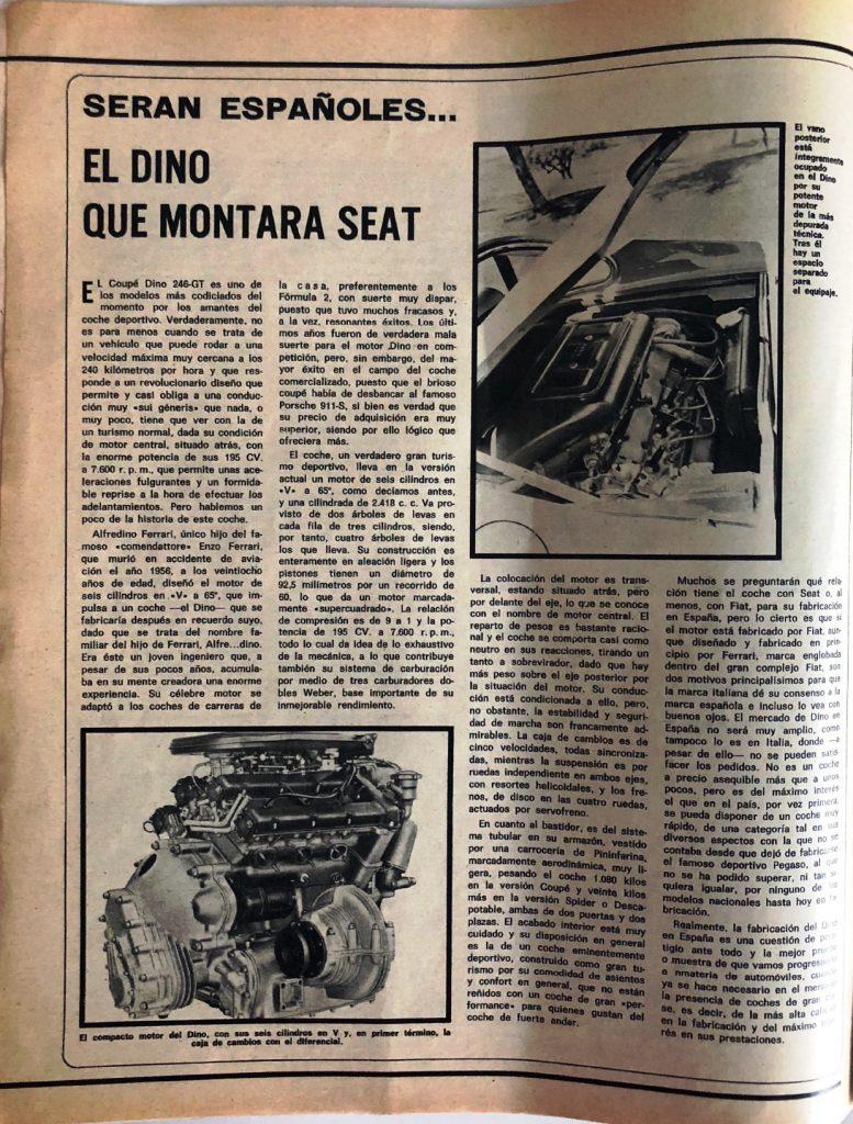 Velocidad Fiat 130