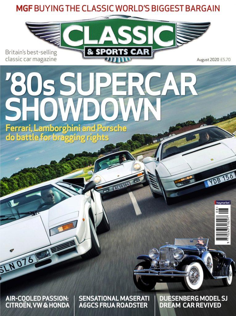 Classic & Sports Car Fiat 130