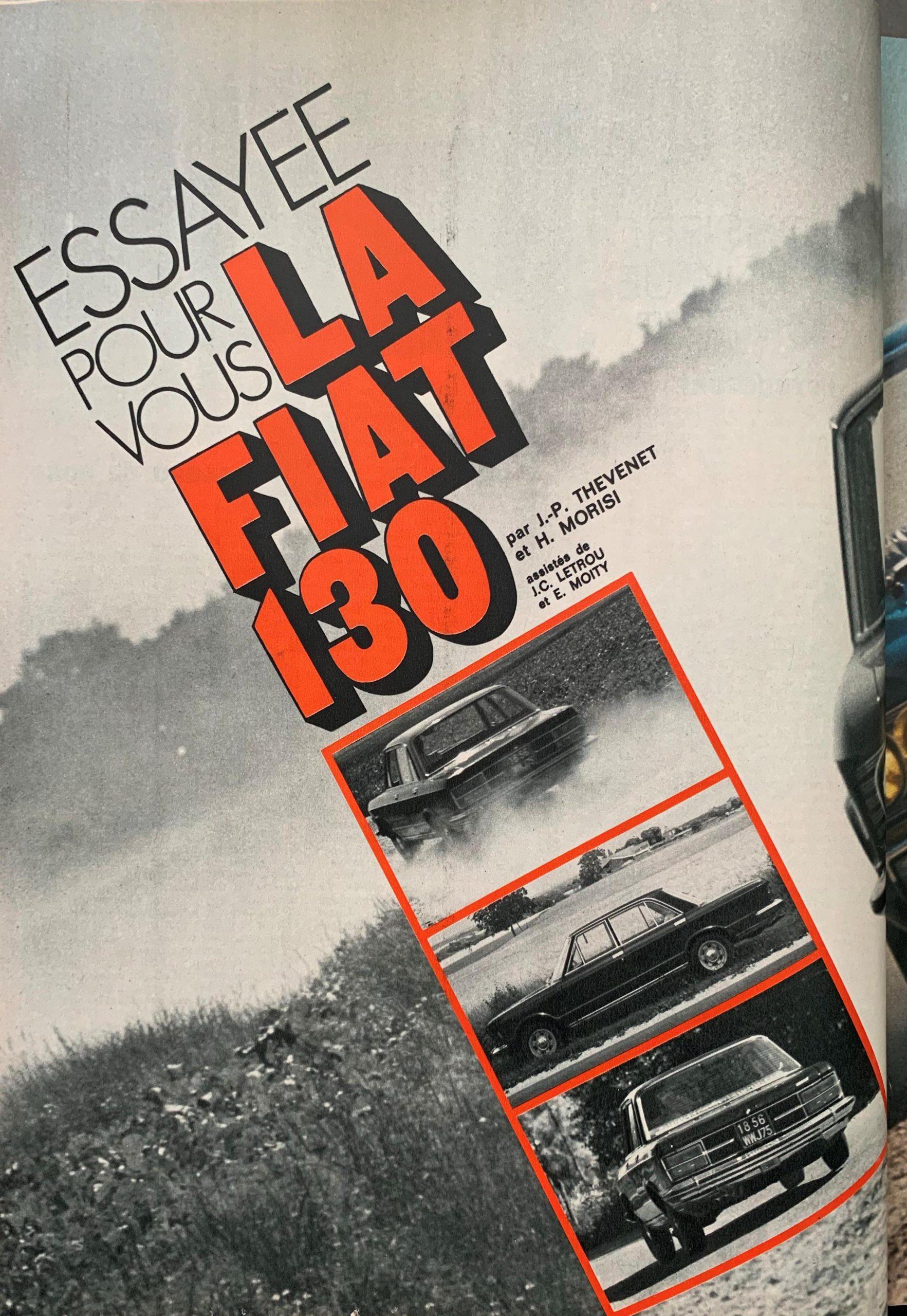 L'Automobile 1970