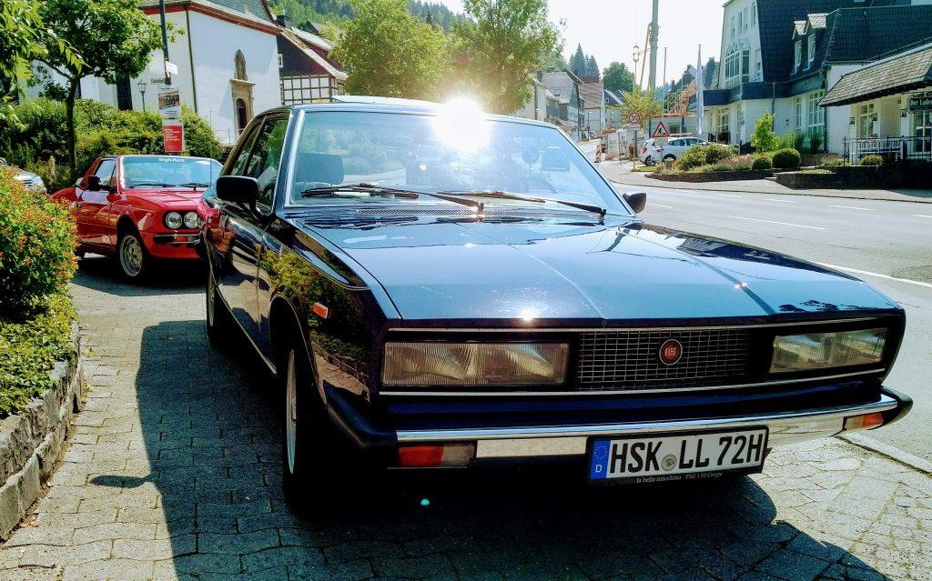 Fiat 130 Wolfang