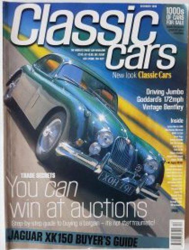 Classic Cars (dec. – 1998)