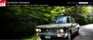 Auto-Illustrierte: Das Schweizer Automagazin; Portrait Fiat 130