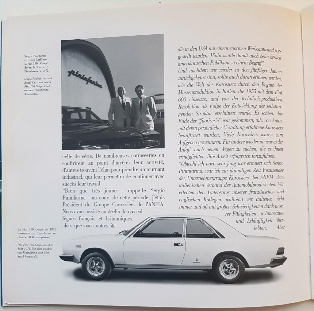 Pininfarina 1899-1999