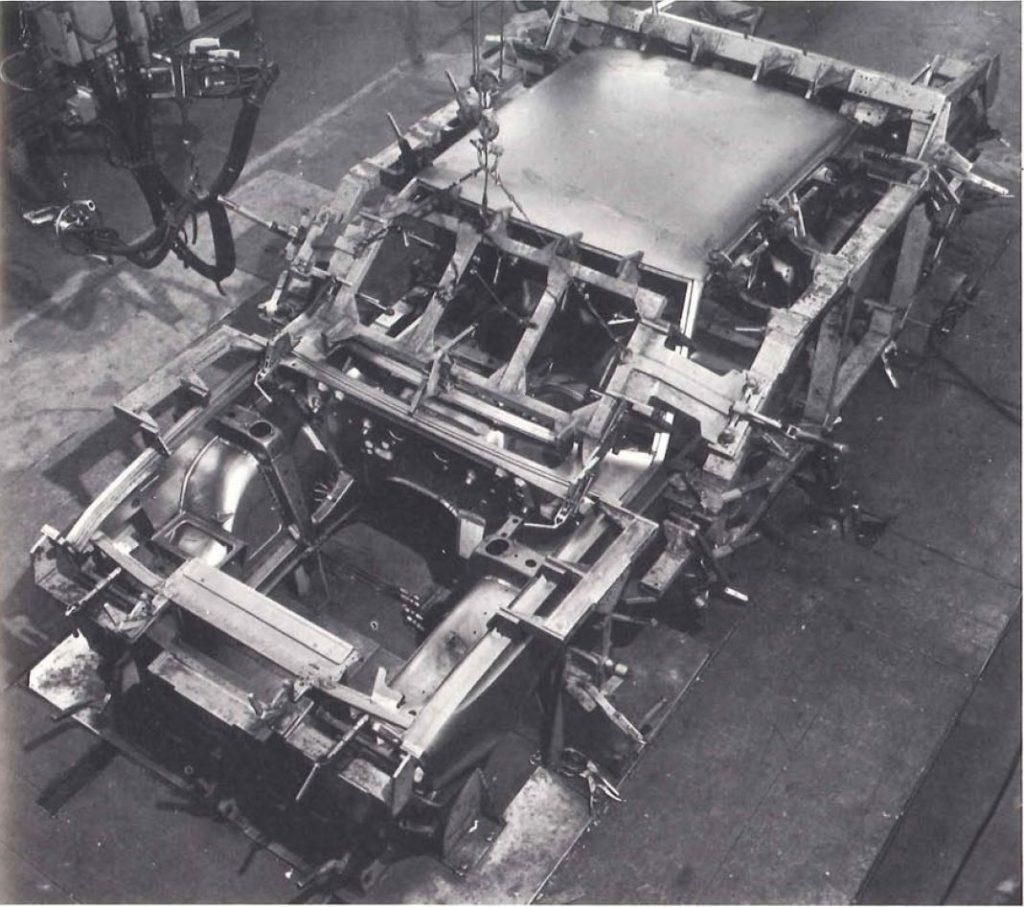 productie Fiat 130 coupe