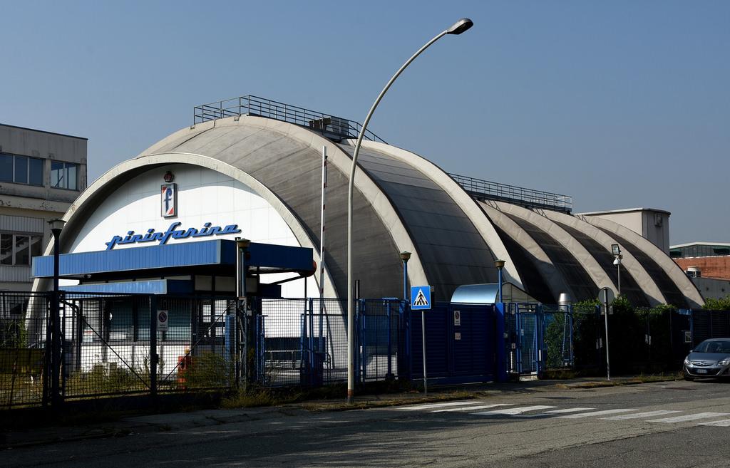 windtunnel Pininfarina