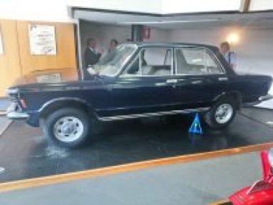 Museo Fiat 130 Moro