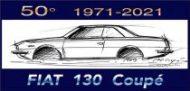 50 jaar 130 coupe door Paolo Martin
