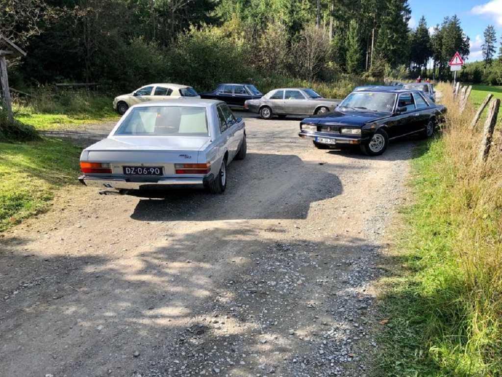 Fiat 130 meeting 2021