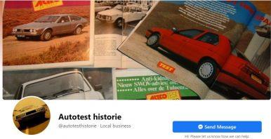 Autotest historie